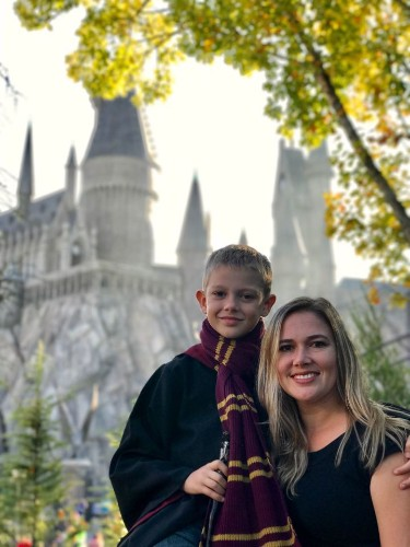 Mom Gives Excuse For Son's Absence That Even Hermione Would Accept | HuffPost Life