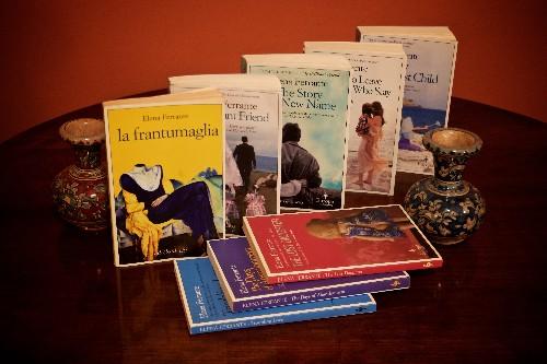 REVIEW: Elena Ferrante's New Book: Frantumaglia