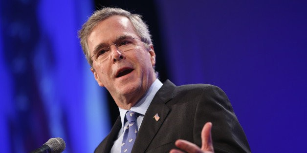 Jeb Bush: It's 'Intellectual Arrogance' To Agree With Scientists About Humans Driving Climate Change
