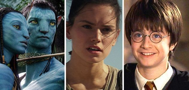 The 100 Top-Grossing Movies Of All Time May Surprise You