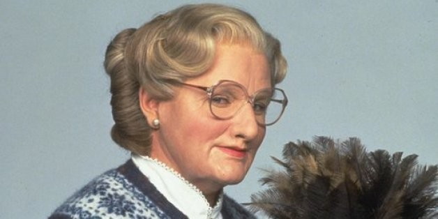 Robin Williams Reveals He Dressed As Mrs. Doubtfire And Went To Sex Shop In Reddit AMA
