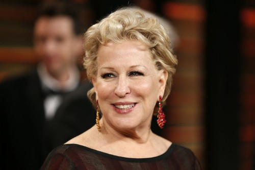 Bette Midler Is The Clueless White Lady Of The World