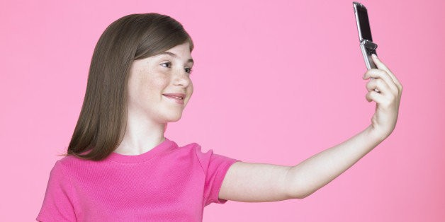 3 Ways to Protect Your Teen from Her Selfie | HuffPost Life