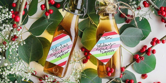 Make Your Own All-Purpose Holiday Liqueur