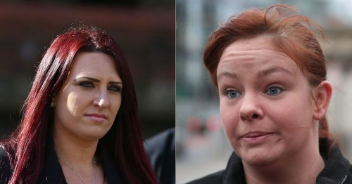 Jolene Bunting, Councillor Who Helped Promote Britain First Rally, Loses her Seat