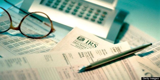 End IRS Scandals: Abolish the Corporate Income Tax