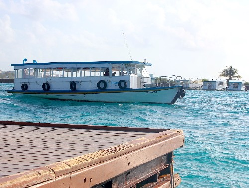 Budget Travel In The Maldives