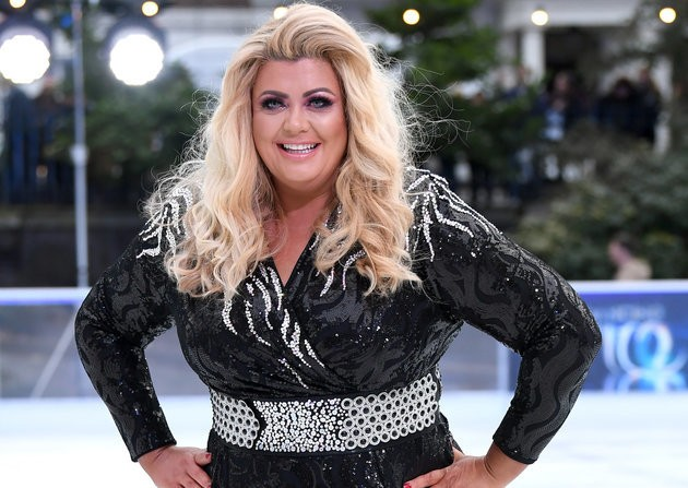 Gemma Collins Quits Social Media To Focus On 'Dancing On Ice' Training