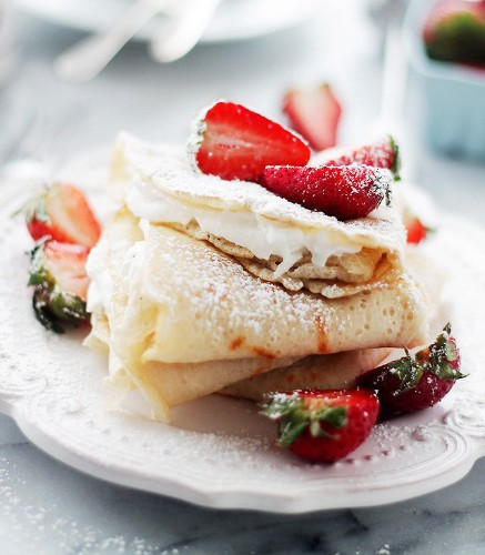These 2-Ingredient Crepes Will Make You Look Like A Cooking Genius | HuffPost Life