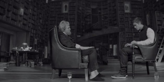 'The Giver' Featurette Comes With New Black-And-White Footage, Wisdom From Lois Lowry