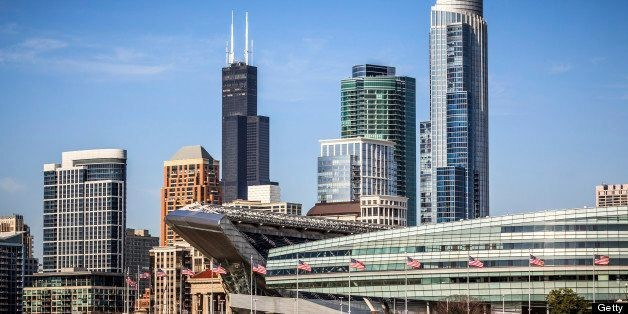 Making a Splash in Chicago