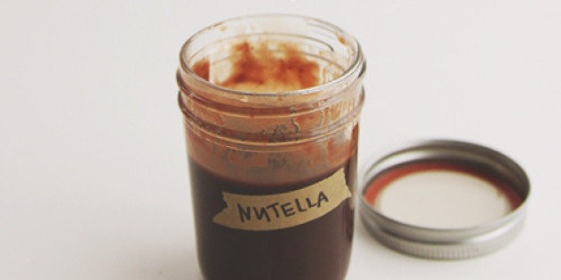 Salted Nutella Syrup Will Instantly Upgrade Your Life | HuffPost Life