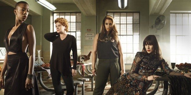 The 'Orange Is The New Black' Cast Cleans Up Nicely In Elle Spread (PHOTOS) | HuffPost Life