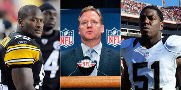Current And Former NFL Players Pile On Roger Goodell Over Ray Rice Debacle