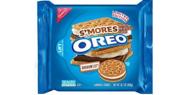 S'Mores Oreos Are Finally Here! | HuffPost Life
