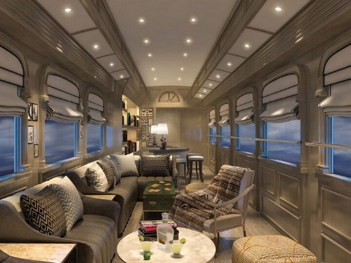 The Best New Luxury Train Trips