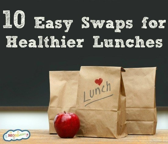 School Lunch Project: 10 Easy Swaps for Healthier Lunches | HuffPost Life
