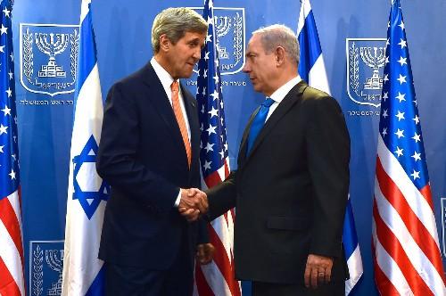 The Unbearable Rudeness of Bibi