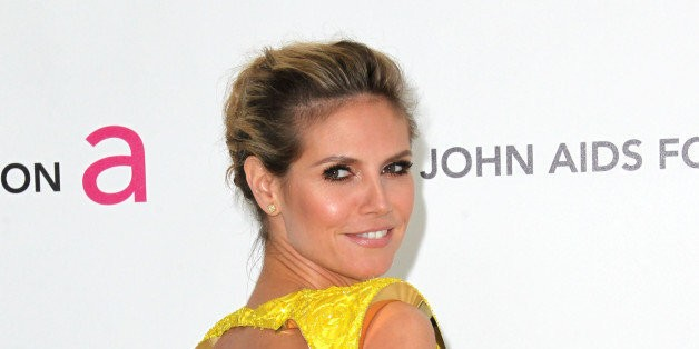 This Is Why We Want Heidi Klum To Be Our Best Friend