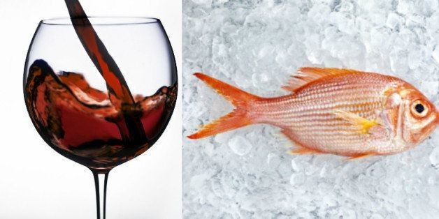 12 Exceptions To The Rule That You Shouldn't Drink Red Wine With Fish   HuffPost Life