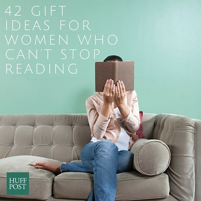 42 Book Lovers' Gift Ideas For Women Who Can't Stop Reading
