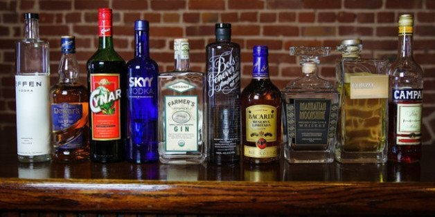 6 Fascinating Things You Didn't Know About Liquor Brands | HuffPost Life