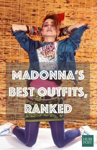 All Of Madonna's Best Outfits, Ranked