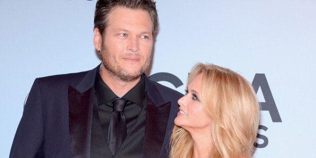 Blake Shelton Laughs Off Latest Miranda Lambert Divorce Rumor