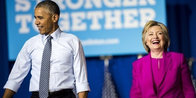 Hillary Clinton And The Obama Legacy