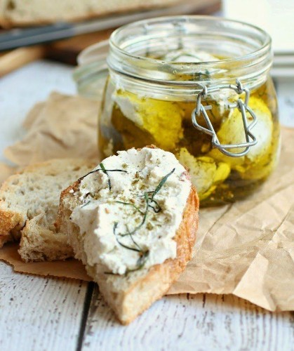 Yes, You Can Make Cheese Out Of Greek Yogurt. Here's How.