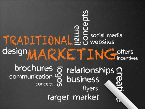 Why Traditional Marketing Trumps SMM