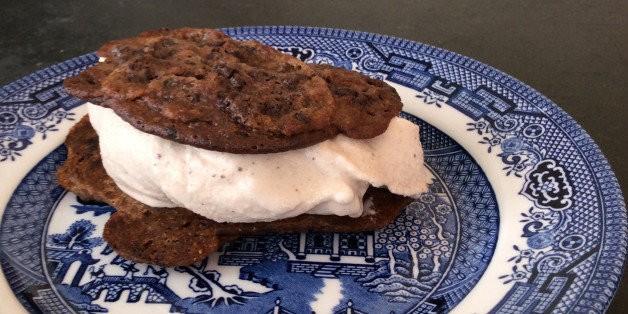 You Can Actually Bake Cookies Using The Dough In Cookie Dough Ice Cream
