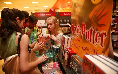 How 'Harry Potter' Saved Young Adult Fiction