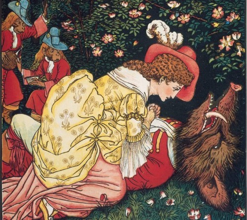 The Dark, Twisted Fairy Tales 'Beauty And The Beast' Is Based On