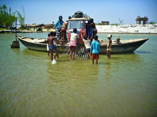 An Inadvisable Adventure Across India