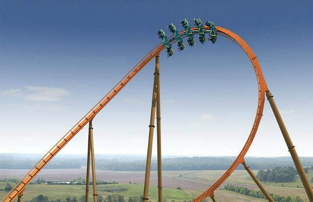 6 Incredible New Amusement Park Rides for 2015
