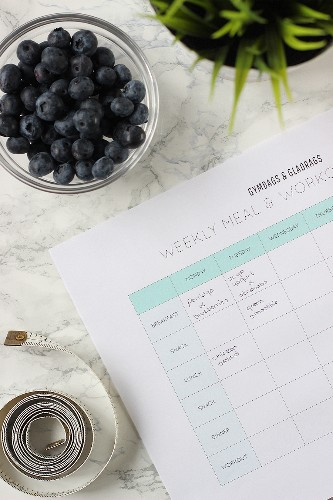 How to Stick to a Meal Plan