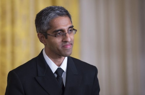 The U.S. Surgeon General Wants To Bring You Health Via Happiness