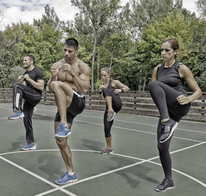 9 Ways To Work Out Your Abs While Standing | HuffPost Life