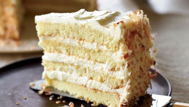 Recipe Of The Day: Coconut Cake | HuffPost Life
