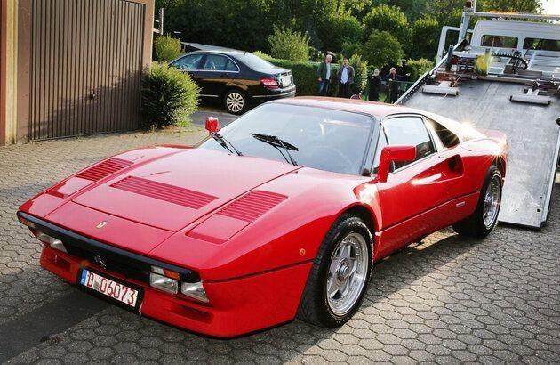 2億円超のフェラーリ、試乗中に盗まれる。元F1ドライバーが過去に所有した限定モデル