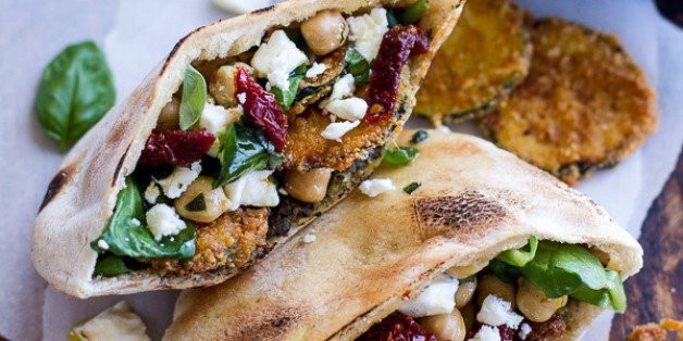 Vegetarian Sandwiches Worth Writing Home About | HuffPost Life