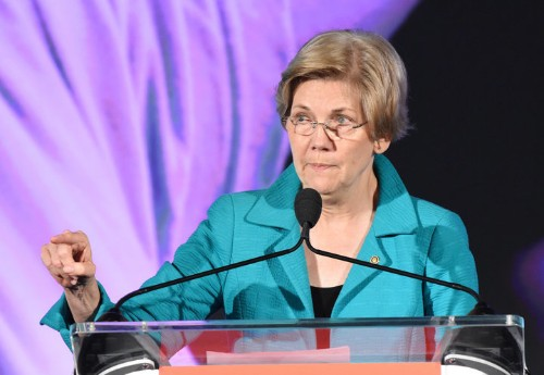 Elizabeth Warren Goes All In On Black Lives Matter