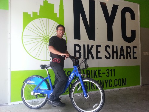 Sharing Bikes Can Lead to a Sustainable World
