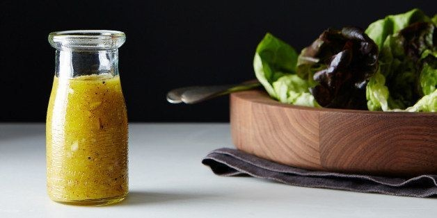 How to Make a Vinaigrette Without a Recipe | HuffPost Life