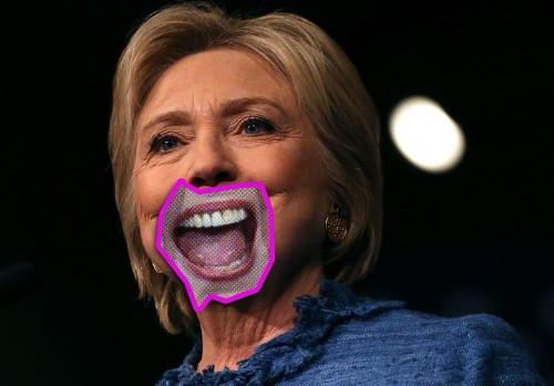 Why It Stings So Badly When Men Tell Hillary Clinton To Smile