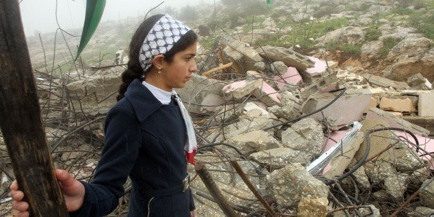 Palestinians Erased from Space and Consciousness