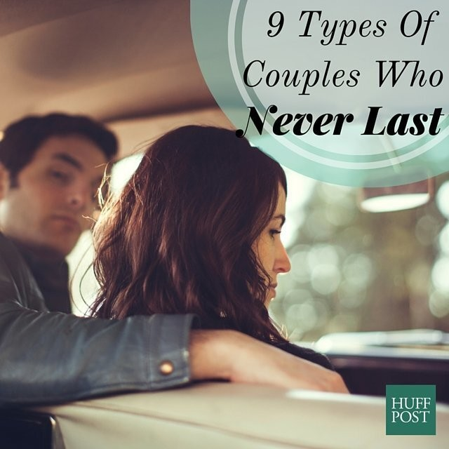 9 Types Of Couples Who Are Fated To Divorce | HuffPost Life