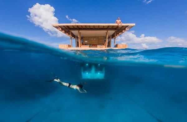 World's Coolest Underwater Lodgings