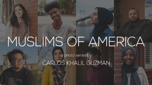 Muslim Photographer's Ambitious Project Seeks To Showcase Islam's Diversity